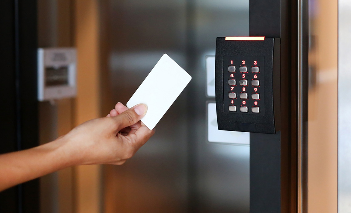 Different Kinds of Access Control Systems