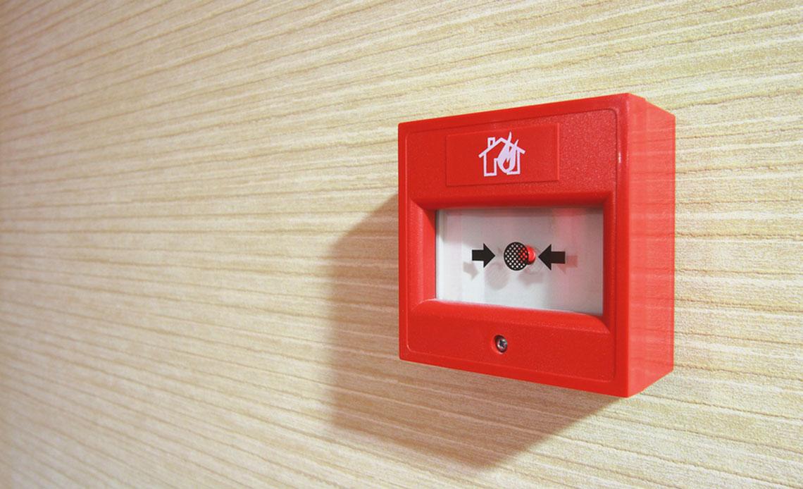 fire alarms in merseyside